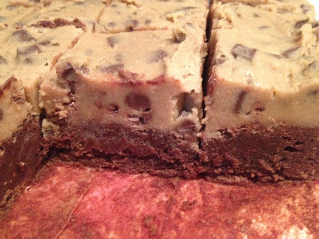 Just look at that thick topping!